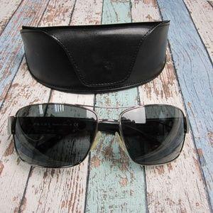 Prada SPR66O 5AV-1A1 Men's Sunglasses /G404